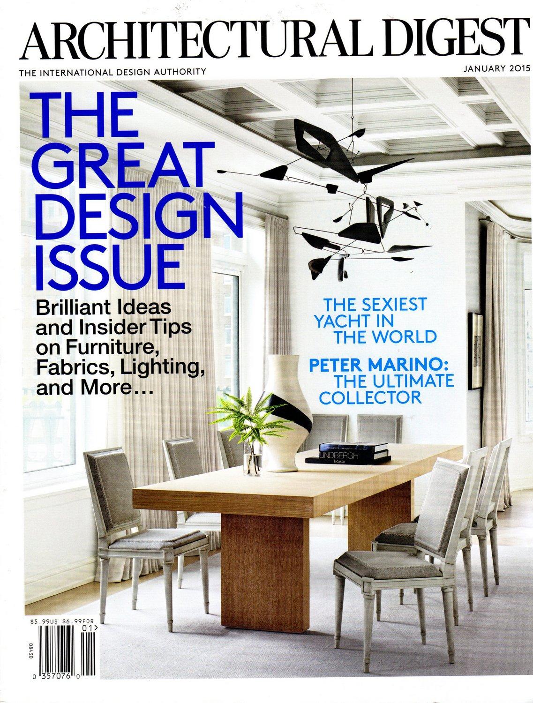 Architectural Digest_Jan2015