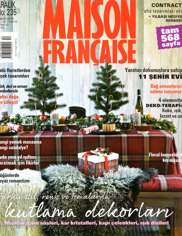 Maison Française cover_2014,12