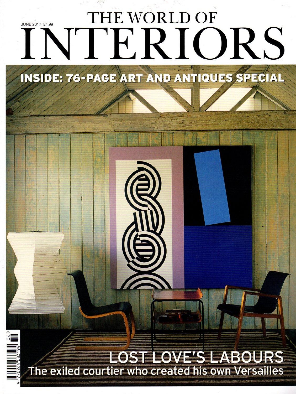 The World of Interiors_June2017