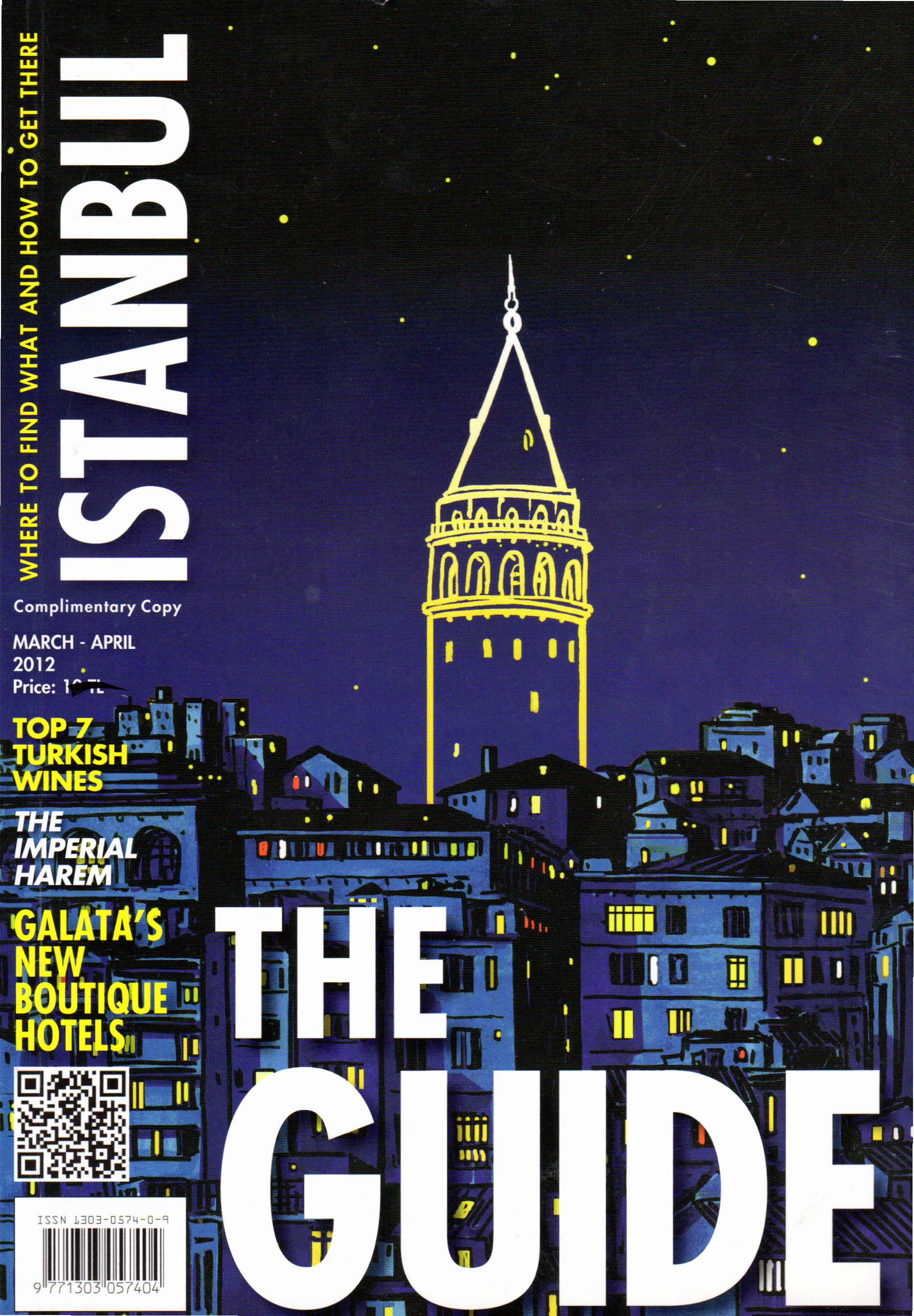 Istanbul The Guide cover_2012.03-04
